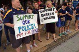 Ferguson Police Officer Wilson's Account of Michael Brown Shooting