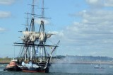 USS Constitution Has One Last Cruise Before Undergoing Restoration