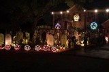 Halloween Gets Wild With Lights [Video]