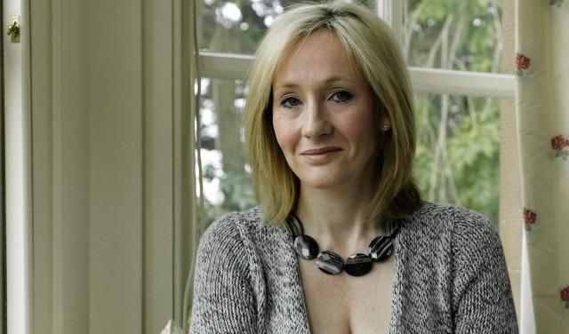 Harry Potter Author JK Rowling