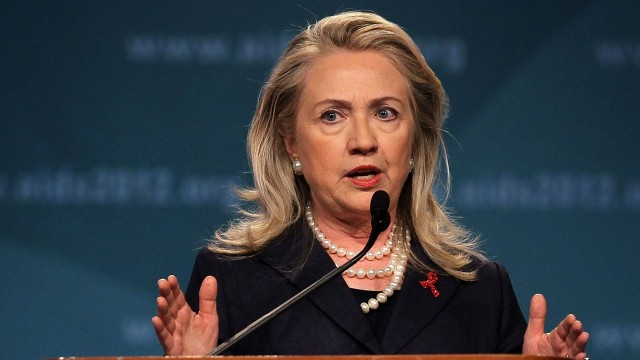 Hillary Clinton Backs Away From 'Businesses Do Not Create Jobs' Remark