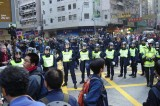 Hong Kong Police Continue to Battle Youth-Led Movement