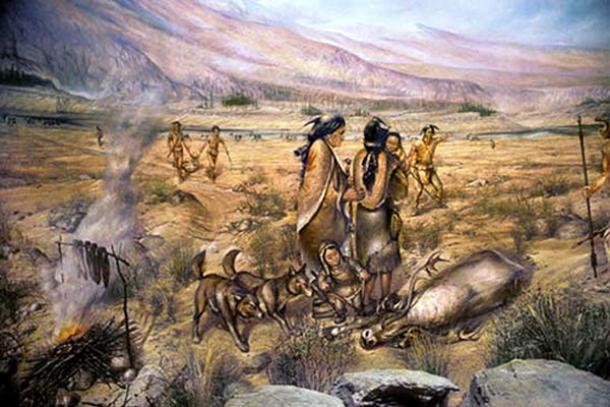 Human Feces Preserved Over14 Millenia May Provide Clues on First Inhabitants of the Americas
