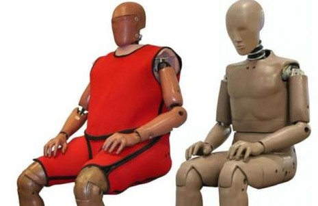 Crash Test Dummies Get Fatter to Better Replicate U.S. Reality