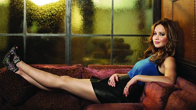 Jennifer Lawrence Not Broken Up Over Chris Martin Break Up