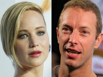 Jennifer Lawrence Not Broken Up Over Chris Martin Break Up