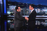 Jimmy Kimmel to Be Olaf From Frozen for Halloween? [Video]