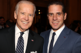 Joe Biden's Son Discharged From Navy Over Drug Test