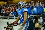 Detroit Lions' String of Freak Injuries Continues as TE Sprains Ankle