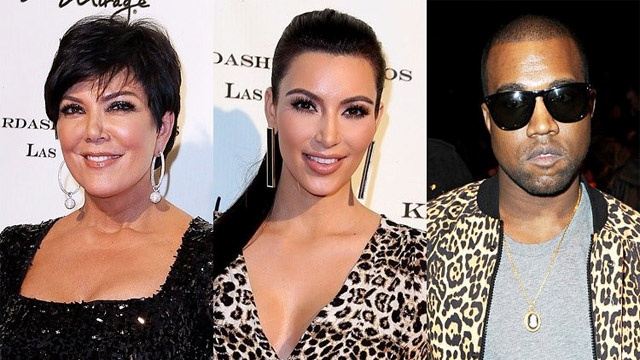 Kanye and Kim Argue During Family Outing Over Kris Jennings