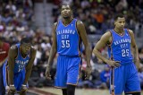 Kevin Durant Suffers Injury