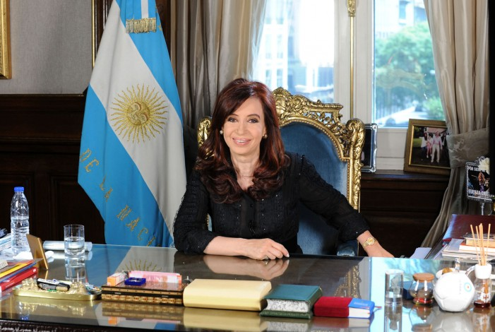 Argentina Leader Claims American Assassination Plot