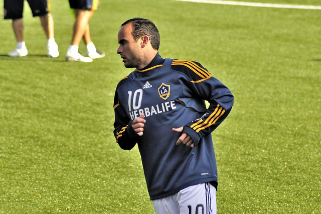 Landon Donovan to Play His Final Game