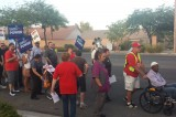 Las Vegas Station Casino Union Fight Protests Continue
