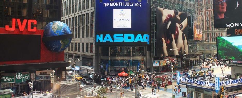 NASDAQ and the Global Economy Slump