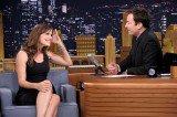 Jimmy Fallon and Jennifer Garner Play Catchphrase [Video]