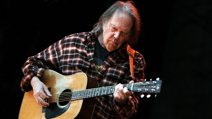 Neil Young New Political Single [Review]