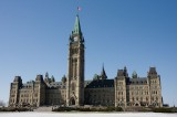 Ottawa Police Exchanging Gunfire at Parliament