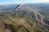 Paraglider Dies After Crashing Into Mountain