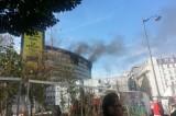 Paris Radio Tower Fire Cause Unknown