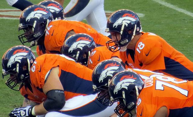 Peyton Manning Makes History