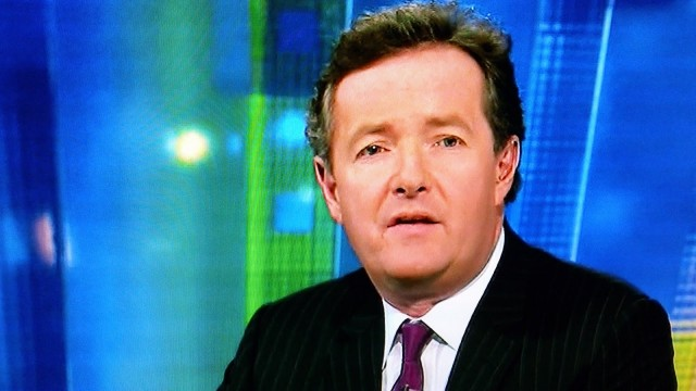 Piers Morgan, Former CNN Host, Trashes Obama in British Newspaper
