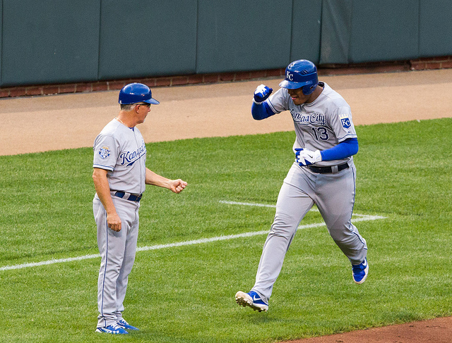 Royals Force Game 7 in World Series