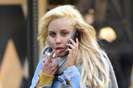 Amanda Bynes New York Trip
