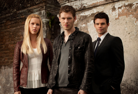 The Originals: The Vampire Diaries for Adults Starts Season Two on Monday