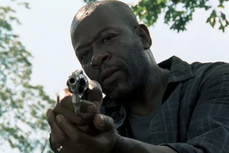 The Walking Dead No Sanctuary: Carol Rules and Morgan Returns