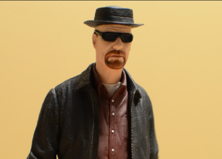 Breaking Bad Action Figure Ban: Florida Mom Work for Mezco?