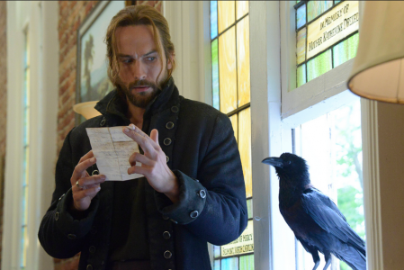Sleepy Hollow: The Weeping Lady Goes For the Scare