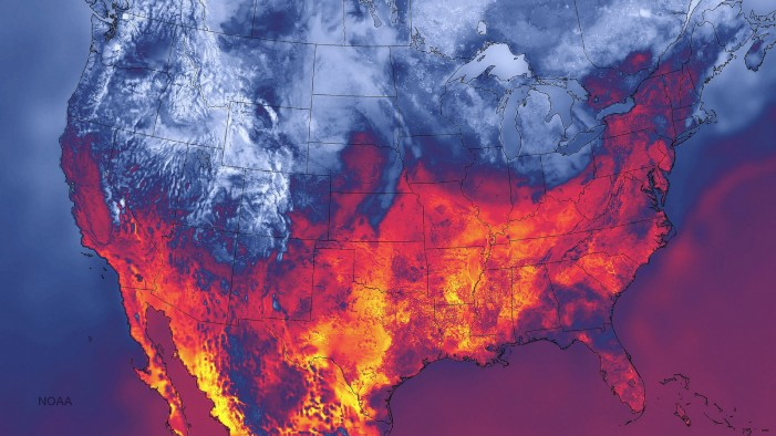 September at Record High Temperatures Indicate 2014 Could be Warmest Year