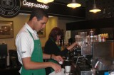 Starbucks Changes Things for Workers and Customers