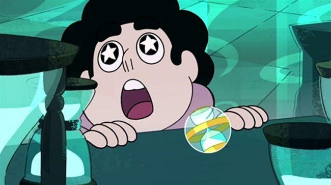 Steven Universe Attack the Light