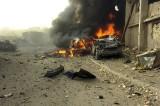 Suicide Bombers Kill 22 in Iraq