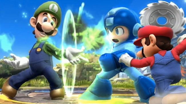 Super Smash Bros for Nintendo 3DS alternate costumes