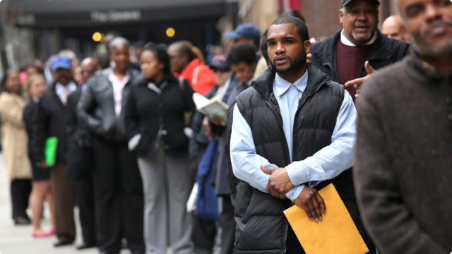 Unemployment Rate Decline Hides an Inconvenient Truth For Administration