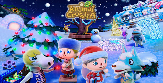 holiday video game