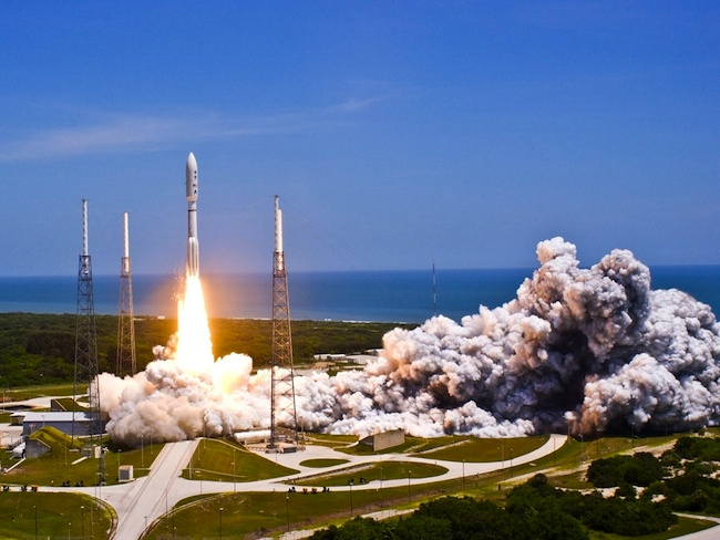 Atlas V Rocket Successfully Launches From Florida