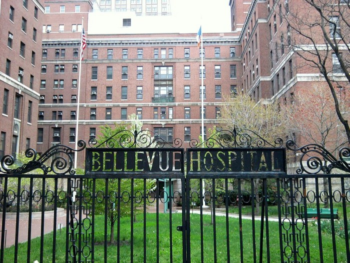 Ebola Infected Doctor Still in Isolation at Bellevue