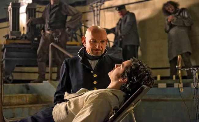 'Stonehearst Asylum' Ben Kingsley Highlights Lackluster Poe Adaptation