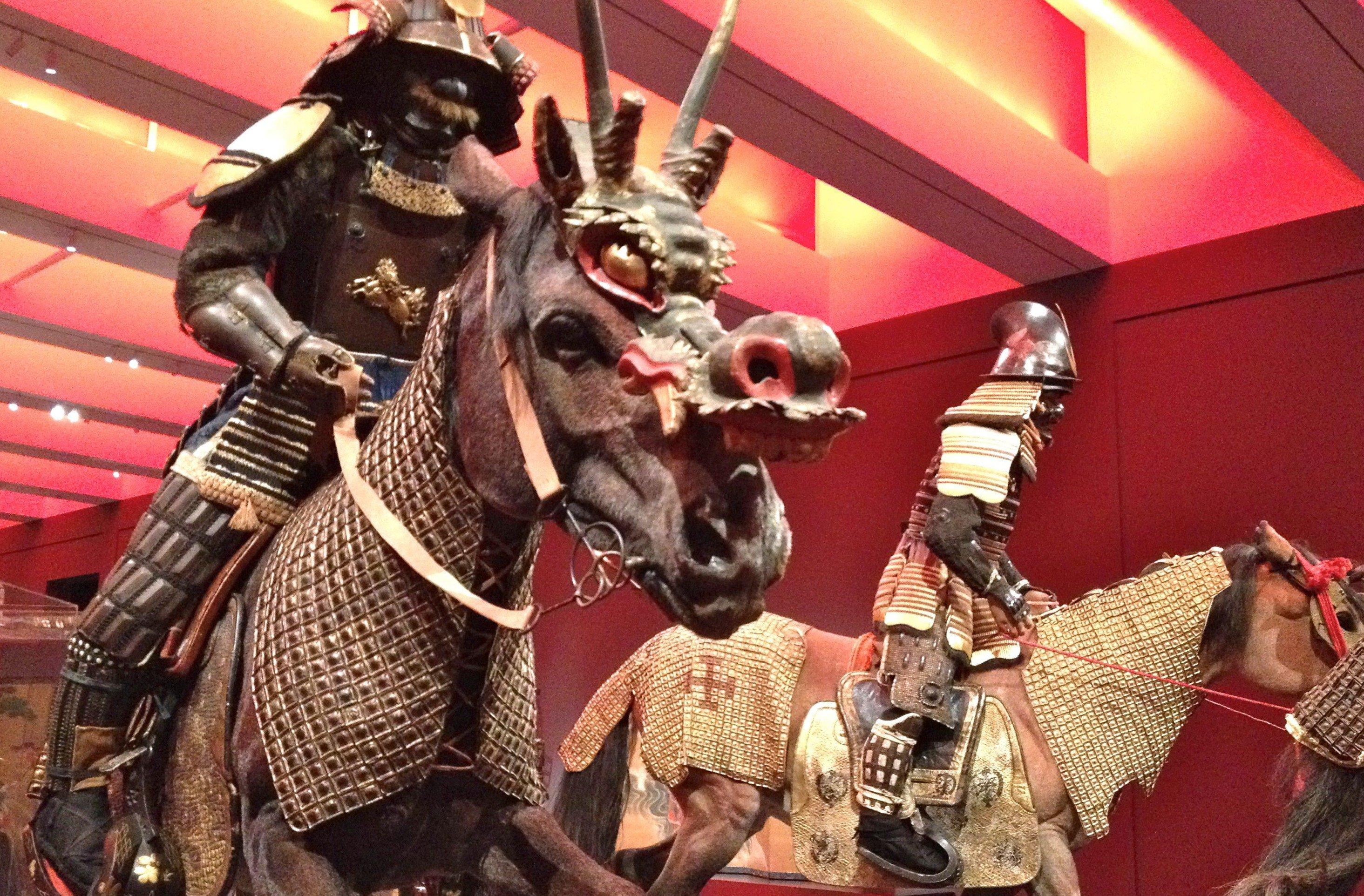 Samurai Exhibit at LACMA Displays Evolution of Armor and Lore