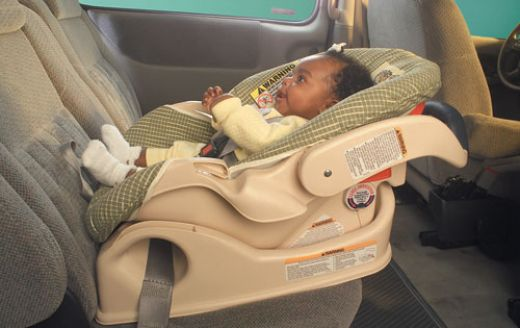 Conquering the Car Seat is One Difficult Parenting Test