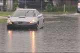 West Palm Beach Flood Overwhelms Drivers