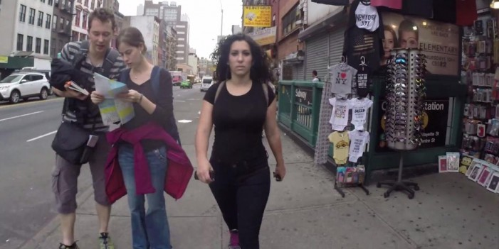 Sexual Harassment: Actress in Catcall Video Received Rape Threats [Video]
