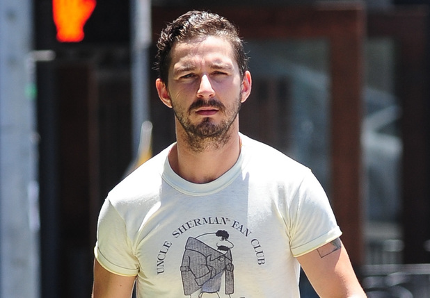 Shia LaBeouf Staged Abuse Session With Strangers