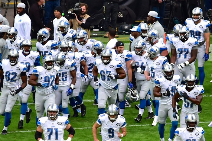 Lions Prove They Are Not Going Away