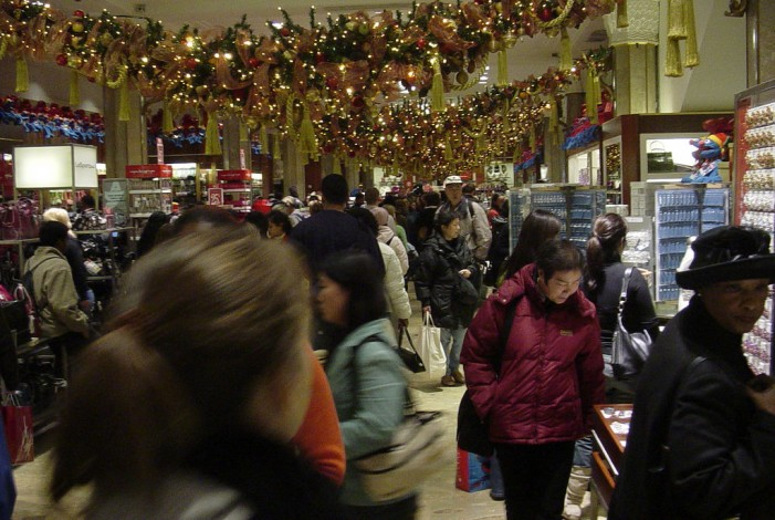 Black Friday Is the Biggest Shopping Holiday [VIDEO]