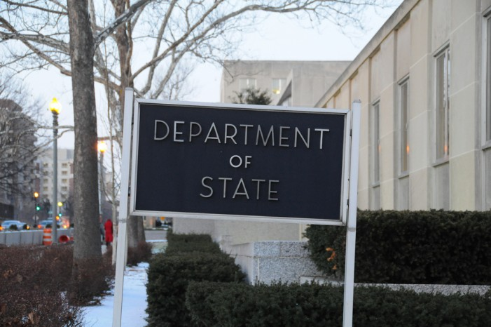 Email System Shut Down by State Department
